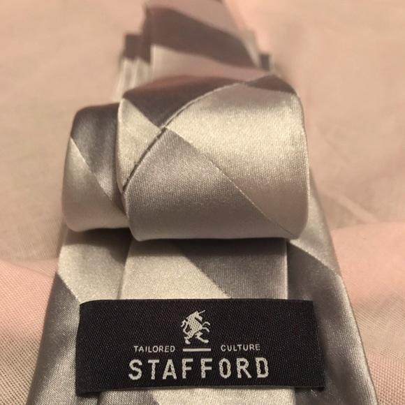 Stafford Silk Tie